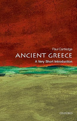 Ancient Greece By Cartledge, Paul